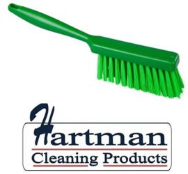 41030103-5 - Handveger FBK kleurcode HACCP 340 x 35 mm ,medium groen 10252