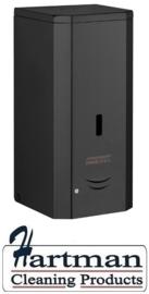 14041 - Zeepdispenser automatisch RVS zwart 1000 ml Mediclinics