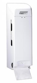 13311 - 3 Toiletrolshouder wit, PRO781