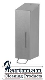 S3400750 - Sanfer systeem zeepdispenser RVS 1000 ml