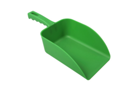 21290103-5 - FBK Handschep hoogwaardige kleurcode HACCP hygiënische polypropyleen 135 x 185 x 310 groen