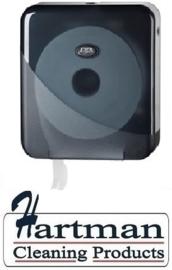 431055 - Pearl Black Jumbo Toiletrolhouder mini jumbo