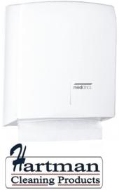12820 - Handdoekdispenser wit, DT0106 Mediclinics