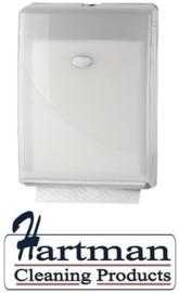431102 - Europroducts Handdoekdispenser Multi Pearl White