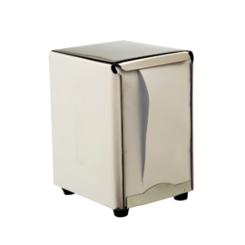 CB392 - Servetten 1-laags wit 12 x 9 cm - Verpakkingseenheid: 6000 stuks