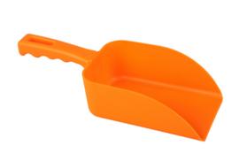21190102-7 - FBK Handschep hoogwaardige kleurcode HACCP hygiënische polypropyleen handschep 110 x 150 x 265 mm oranje 15105