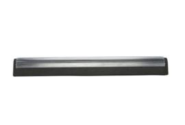 20412125-6 - FBK HCS Vervanging rubber voor vloertrekker 400 mm zwart 28413