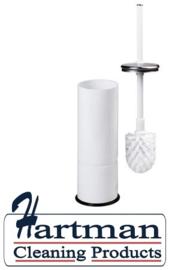 13198 - Toiletborstelhouder wit, ES0010