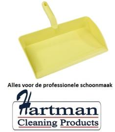 914141018-4 - FBK Hoogwaardige stofblik polypropyleen 300 x 310 mm metaal detecteerbaar geel 70301