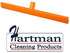 20112103-7 - FBK Super hygiënische vloertrekker uit een stuk 500 mm, oranje 28500