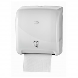 431107 - Handdoekautomaat Tear & Go Euro Matic -  Pearl White