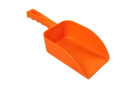 21290103-7 -FBK Handschep hoogwaardige kleurcode HACCP hygiënische polypropyleen 135 x 185 x 310 oranje