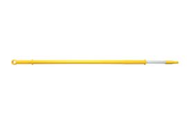 611161014-4 - FBK Aluminium kleurcode FBK HACCP steel met water aansluiting 1750 mm x 32 mm, geel 29825