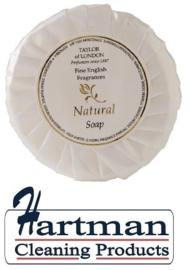 CB561 - Natural zeep Gewicht: 25g. 100 stuks