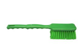 20030140-5 - FBK Broodborstel hoogwaardig polyester kleurcode HACCP 410 x 55 mm zeer zachte vezel, groen 51126