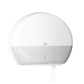 DB464 - Tork Jumbo toiletroldispenser wit