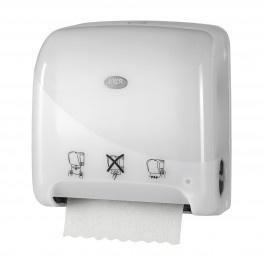 431109 - Mini-Matic XL Autocut Handdoekautomaat (Pearl White)
