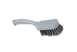 30530111-11 - FBK Handborstel kleurcode HACCP hoogwaardig medium vezel, 275 x 70 mmgrijs 10546