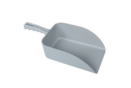 212190104-11 - FBK Handschep hoogwaardige kleurcode HACCP hygiënische polypropyleen 160 x 230 x 360 mm  grijs 1507
