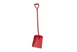 722100104-3 - Schop FBK hoogwaardige kleurcode ergonomische hygiënische polypropyleen 330 x 380 x 1330 mm rood 15104