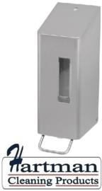 21411929 AFP-C - RVS AFP-C zeepdispenser SanTRAL 600 ml, NSU 5 E/S