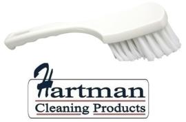 30530111-1 - FBK Handborstel kleurcode HACCP hoogwaardig medium vezel, 275 x 70 mm wit 10546