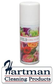 490767 - Luchtverfrisser Aerosol, Floral Delight 12 x 100ml vullingen per doos EURO products