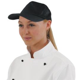 A219 - Whites baseball cap zwart