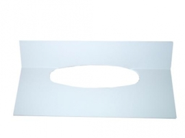 5732 - Inlegplaatje voor interfold handdoeken, PQXIP