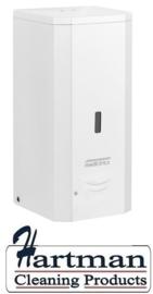 14050 - Foamzeepdispenser automatisch RVS wit 1000 ml Mediclinics DJF0038A