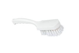 31430112-1 - FBK Handborstel kleurcode HACCP hoogwaardig harde vezel, 275 x 70 mm wit 10548