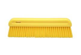 60030141-4 - FBK Meelborstel Polyester kleurcode HACCP 300 mm x 20 mm zeer zachte vezel, geel 52126