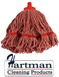 920132 - SYR  mop, minikleurgaren , diameter 35 cm, rood