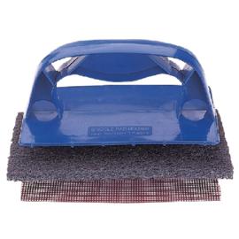 F961 - Houder reinigingssysteem voor grillplaat