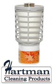 264008 - EURO TCell luchtverfrisser Citrus refill 6 stuks per doos