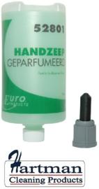 P52801 - EURO Geparfumeerde sanitaire Ecolabel handzeep, handspray 6 x 1 Liter