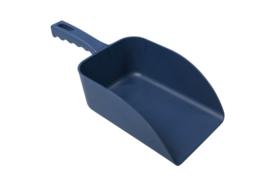 500141017-2 - FBK Hoogwaardige handschep polypropyleen 750 gram 138 x 310 mm metaal detecteerbaar blauw 75106