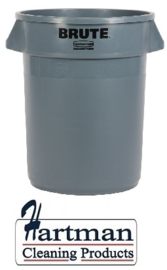 L638 - Rubbermaid Brute ronde container 75 liter