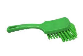 31430113-5 - FBK Handborstel kleurcode HACCP hoogwaardig harde gespreide vezel 275 x 70 mm groen 10549