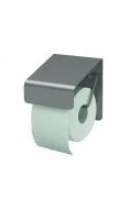 8365 - Toiletrolhouder 1-rols RVS, MQTR1E