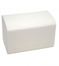 T32900 - System One servetten, pure cellulose, wit 24 pak á 300 stuks