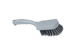 31430112-11 - FBK Handborstel kleurcode HACCP hoogwaardig harde vezel, 275 x 70 mm grijs 10548