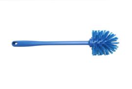 90530146-2 - FBK Wormhuisborstel hoogwaardige kleurcode HACCP hygiënische polyester ø 90 x 400 mm, blauw 57159