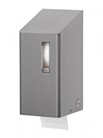 21415552 AFP-C - Toiletrolhouder (kokerloze rollen) 2rols RVS San Tran