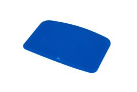 61780116 - Hoogwaardige kleurcode HACCP hygiënische deegschraper 146 x 98 mm,blauw