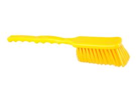 90130120-4 - FBK Afwasborstels polyester lange steel hoogwaardig kleurcode HACCP zachte vezel 410 x 55 mm geel 10231