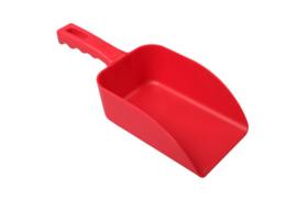 21190102-3 - FBK Handschep hoogwaardige kleurcode HACCP hygiënische polypropyleen handschep 110 x 150 x 265 mm rood 15105