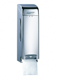 13314 - 3 Toiletrolshouder hoogglans, PRO781C
