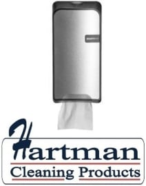 Toiletrolhouder dispenser