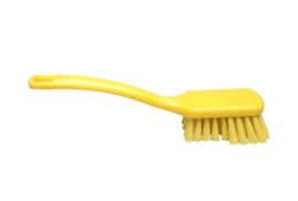 60030106-4  - FBK Afwasborstels hoogwaardig kleurcode 270 x 47 mm HACCP zacht , geel 10202